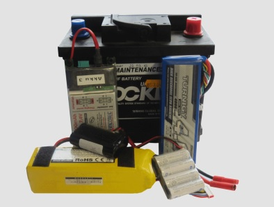 Cargas electrónicas para descarga de baterías