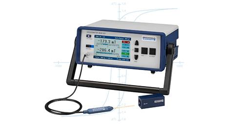Magnetic properties test instruments