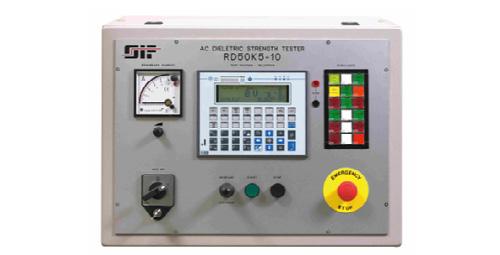 Equipos ensayo seguridad eléctrica