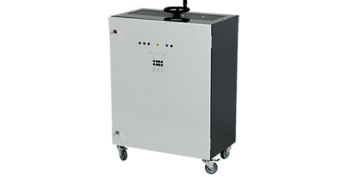 Cargas resistivas / Inductivas / Capacitivas